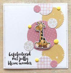 LindaCrea: Girafje #4 - Eline's Baby Animals