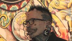 Κόσμος : Από τους πιο τρυπημένος ( pierced ) άνθρωπος στον κόσμο