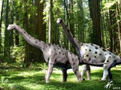 Paleoexhibit: Were dinosaurs responsible for their own demise by initiating a runaway climate change?
