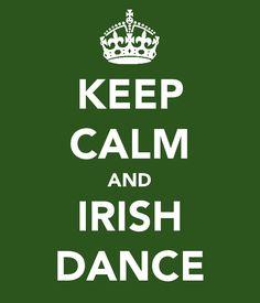I don't Irish dance, but I love watching it! <3
