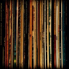 Record Collection LOS vinyl LP collection Lenzie O'Sullivan image 2016