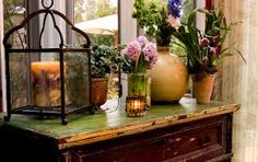 spring decorations for the home - Google Search