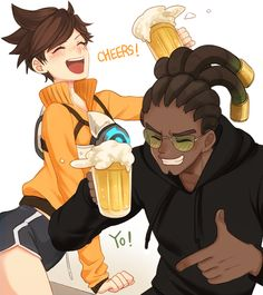 Overwatch has developed quite a fan art following.... - Page 103 - NeoGAF