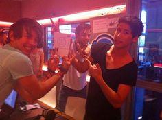 BOYS AND NOISE συνέντευξη mad radio 106,2