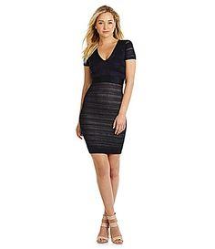 French Connection Summer Spotlight Bodycon Dress #Dillards