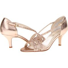 Small heels for Ring Dance. Also comes in Gold and Silver, brown and blue....