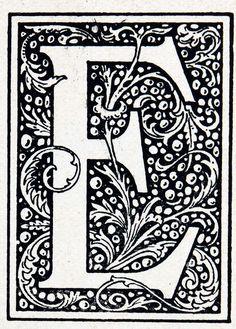 Ilustraciones de la obra :    Cosmópolis : revista mensual ilustrada. - Madrid : [s.n.] , 1927-[1931]    El Bibliomata photostream includes more inspiration for Zentangles & Alphabets