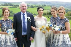 Bridesmaid Inspiration- Mix Or Match Your Beautiful Maids? Bridesmaids, Bridesmaid Dresses, Wedding Dresses, Bridesmaid Inspiration, West Coast, Lace Wedding, Ireland, Weddings, Beautiful