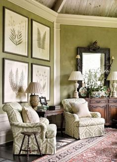 Eye For Design: Decorate With Fern Decor For Trendy Interiors