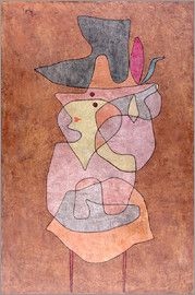 Paul Klee - lady demon