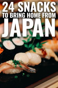 ViaHero | 24 Snacks To Bring Home From Japan