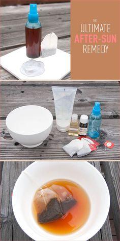 After sun lotion | DIY Stuff