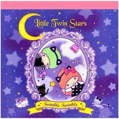 Sanrio Little Twin Stars Cats Big Memo Pad