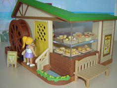 Sylvanian Families Water mill Bakery