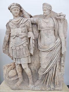 Nero and Agrippina.