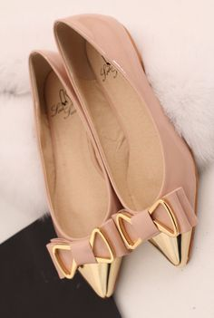 Look at these fabulous ballet flats! #inspired #coffeetalk like I said buy what you love not what you like