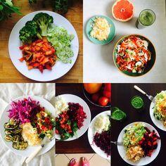 Dieta dr Dąbrowskiej - co można jeść? Jakie produkty są dozwolone i na co zwrócić szczególną uwagę komponując postne menu. Whole Plant Based Diet, Vegan, Bruschetta, Eating Well, Chana Masala, Meal Prep, Healthy Lifestyle, Good Food, Healthy Eating