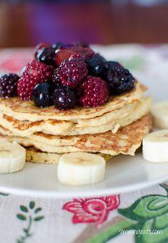 American Style Breakfast | Slimming Eats - Slimming World Recipes
