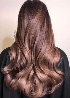 20 Pretty Chocolate Mauve Hair Colors: Ideas to Inspire   Fashionisers