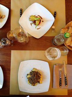 Yammie pasta& wild boar ragu