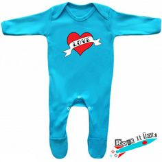 tattoo baby clothes - Google Search