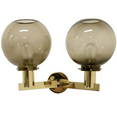 Mid-Century Wall Light by Hans-Agne Jakobsson, 1960s