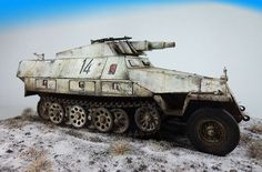 TRACK-LINK / Gallery / Sd.Kfz.251/9 Ausf. D