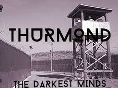 """""""I learned that there were many rehabilitation camps, but when I said I was from Thurmond, their faces seemed to freeze in a look of pure terror"""""""