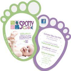 Recuerda durante el mes de ABRIL obtienes 30% de descuento en admisiones Spotty Care, cuidado especial para bebés de 3 a 13 meses. PBX:2388-7800 Zona 14 y Carr. a El Salvador #WelcomeToNeurokidzFamily