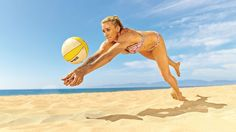 Follow the training plan Kerri Walsh Jennings uses to become the best volleyball player you can be.