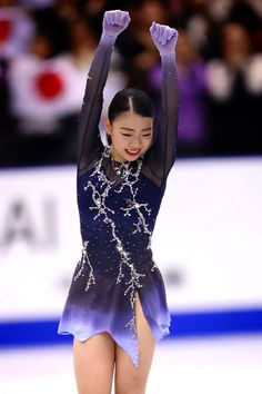 Ice Dance, Ice Princess, Figure Skating Dresses, Female Athletes, Sport Girl, Ice Skating, Japanese Girl, Asian Beauty, Cute Girls