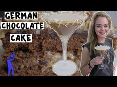 How to make the German Chocolate Cake Martini - Tipsy Bartender