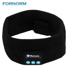 FORNORM Wireless Bluetooth Sports Fiber Earphone Stereo Music Headwear USB Rechargeable With Microphone For Running Exercise Plug Type: WirelessFunction: For Music Headphones, Sports Headphones, Bluetooth Wireless Earphones, Headset, Sports Headbands, Samsung Device, Audio Speakers, Running Workouts, Usb