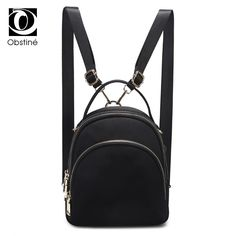 945dbcf698 Women Backpack Waterproof Nylon Lady Women s Backpack Female Casual Travel  bag Bags mochila feminina School Bag