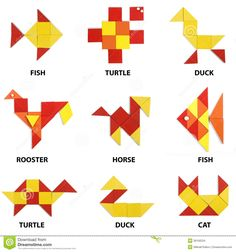 origami figuras geometricas - Pesquisa Google