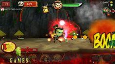 samurai vs zombies defense wave 64