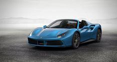 Ecco la mia 488 Spider! Configura anche la tua #Ferrari #488Spider  sino all'ultimo dettaglio.