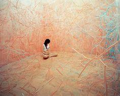 MarietaEstateQuieta: Fotografía sin retoque de Jee Young Lee