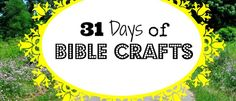 Tell the Good News {31 Days of Bible Crafts}: Paul and Lydia