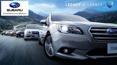 Subaru Legacy is a mid-size car built by Japanese automobile manufacturer Subaru since 1989. Part of the original design goals for the Legacy model was to provide Subaru a vehicle in which they could compete in the lucrative North American midsize market against competitors Honda Accord, Mazda Atenza and Toyota Camry... #Legacy #Subaru
