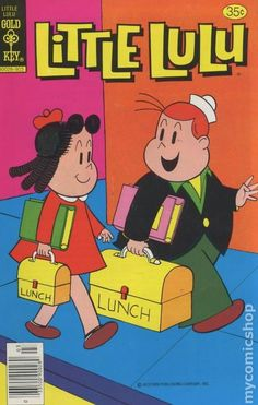 Little Lulu #251 - Published March 1979 by Dell/Gold Key