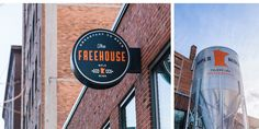 The Freehouse by Anders Holine, via Behance
