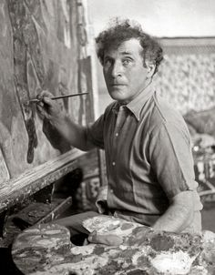 New Painting Famous Artists Marc Chagall Ideas Marc Chagall, Artist Chagall, Chagall Paintings, Matisse Paintings, Pablo Picasso, Echo Art, Artist Art, Artist At Work, Jüdisches Museum