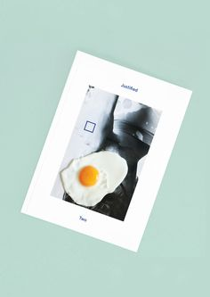Justified Magazine - Issue 2 #oeuf