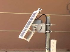 Solar Tracking Device - YouTube