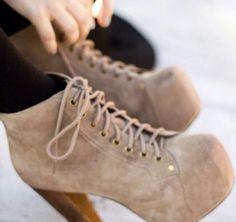 Cute high heels need