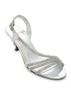 Caparros Silver Bethany Sandal