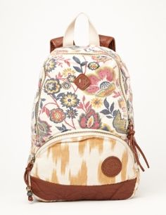 Wild Outdoors Mini Backpack - Roxy