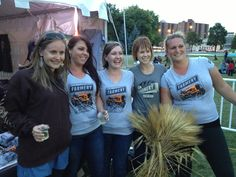 Their husbands all bought Farmery shirts as well! Thanks for the support!