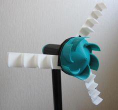 効率を1.3倍以上にする風力発電技術 activicess